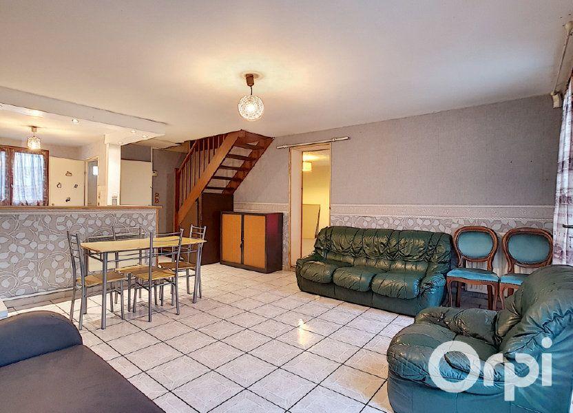 Maison à vendre 111.26m2 à Nogent-sur-Oise