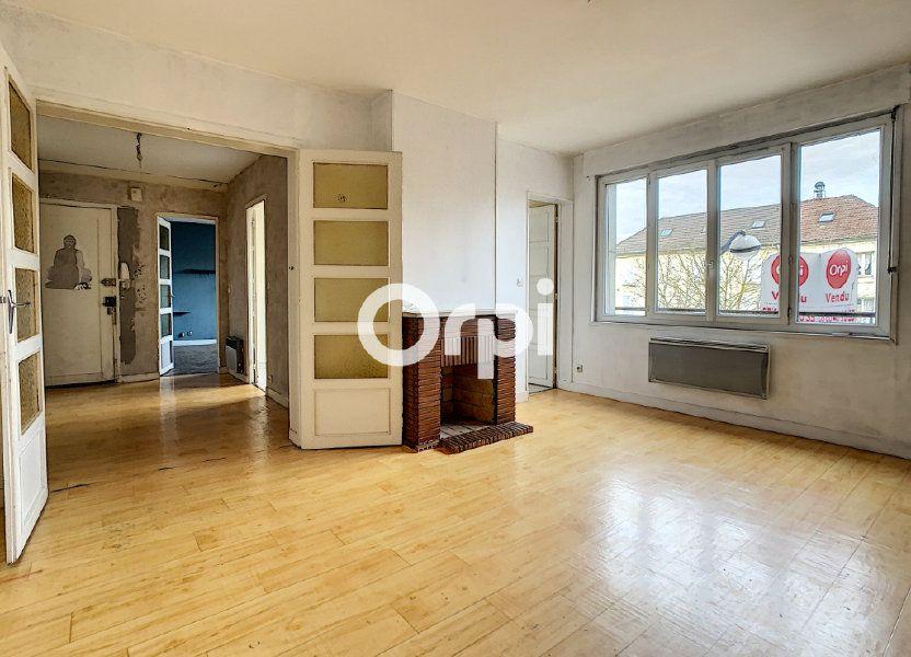 Appartement à vendre 77m2 à Creil