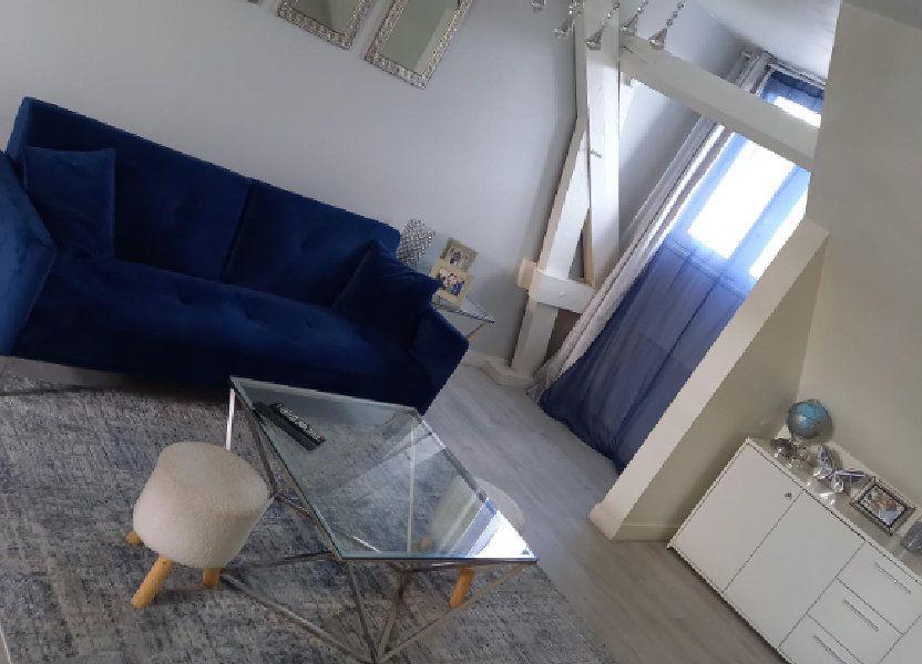 Appartement à louer 39.1m2 à Creil