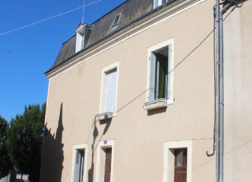 Maison à vendre 80m2 à Le Blanc