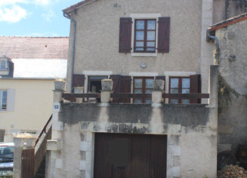 Maison à vendre 69m2 à Antigny