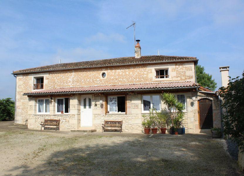 Maison à vendre 341m2 à Paizay-le-Sec
