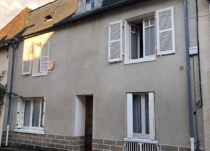 Maison à vendre 114m2 à Saint-Savin