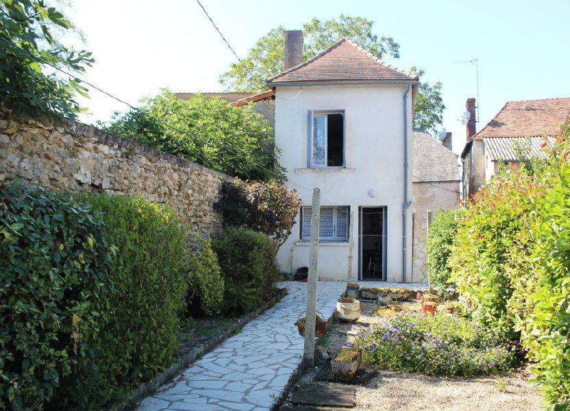 Maison à vendre 71m2 à La Bussière