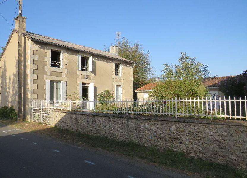 Maison à vendre 114.25m2 à Chapelle-Viviers