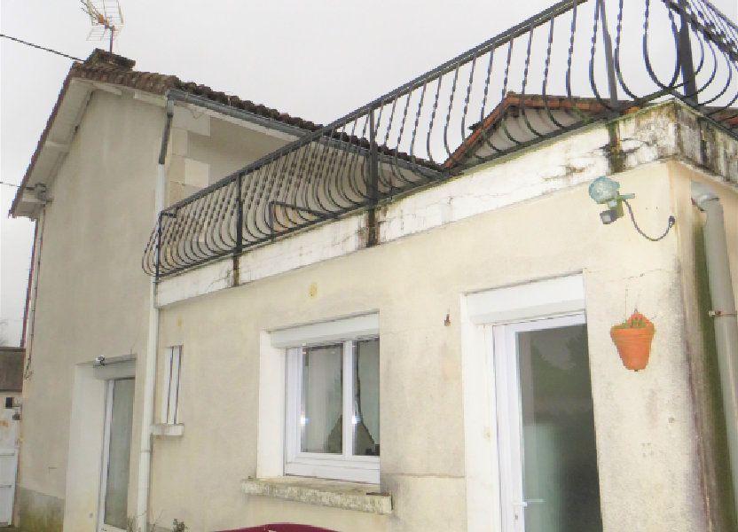 Maison à vendre 80m2 à Leignes-sur-Fontaine