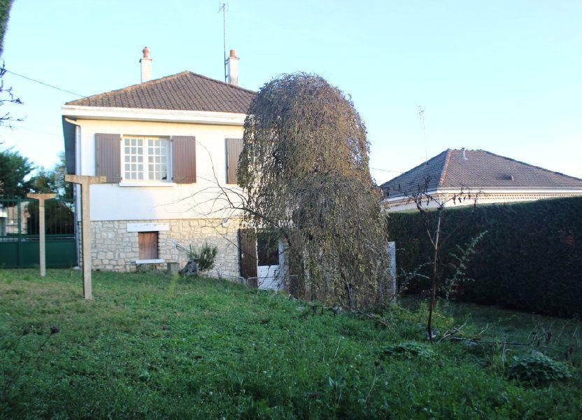Maison à vendre 133.45m2 à Le Blanc