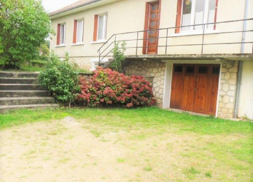 Maison à vendre 128.04m2 à Saulgé