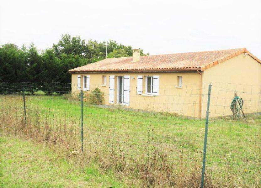 Maison à vendre 90m2 à La Puye