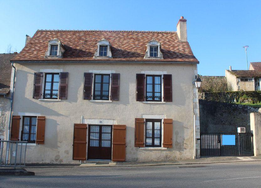 Maison à vendre 116m2 à Mérigny