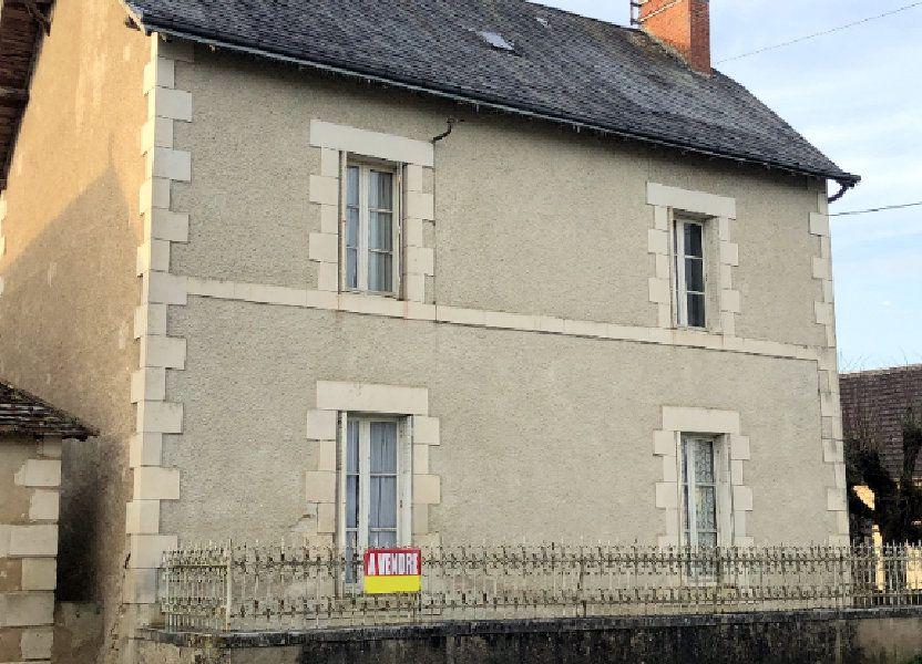 Maison à vendre 102m2 à Concremiers