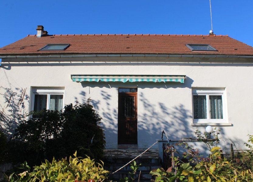 Maison à vendre 116m2 à Le Blanc