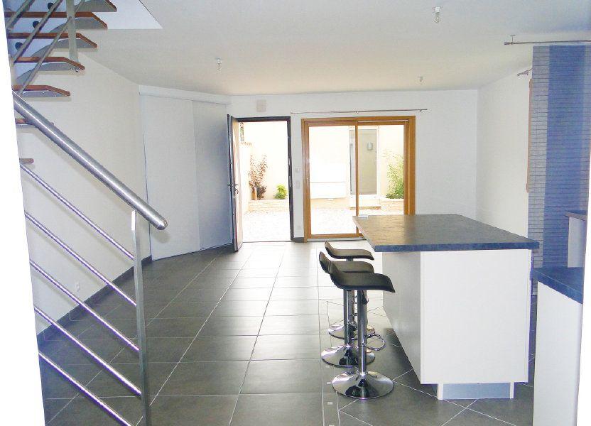 Maison à vendre 110m2 à Chauvigny