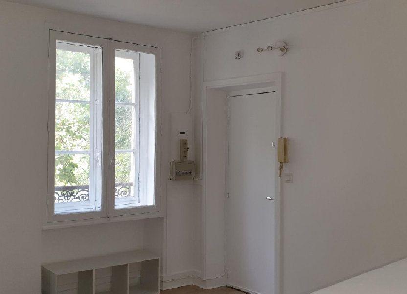 Appartement à louer 23.71m2 à Boulogne-Billancourt