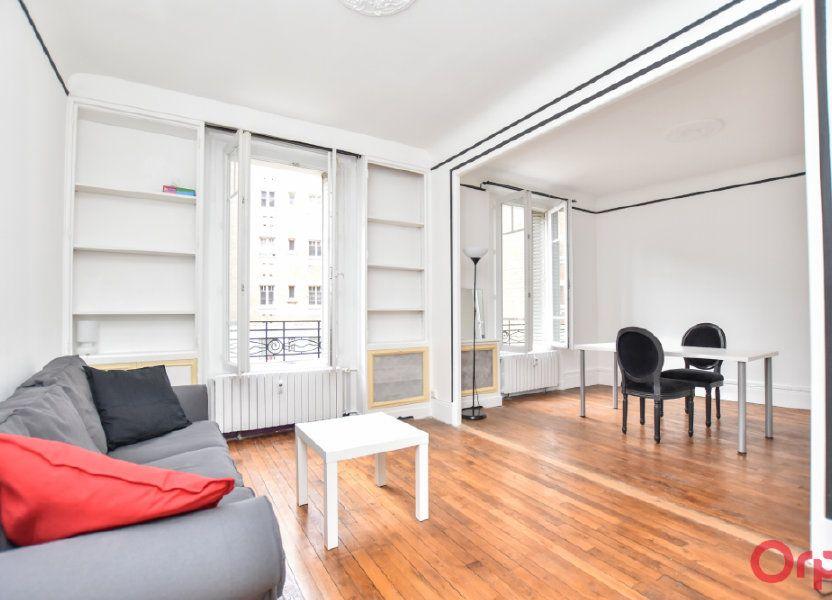 Appartement à louer 50.03m2 à Courbevoie