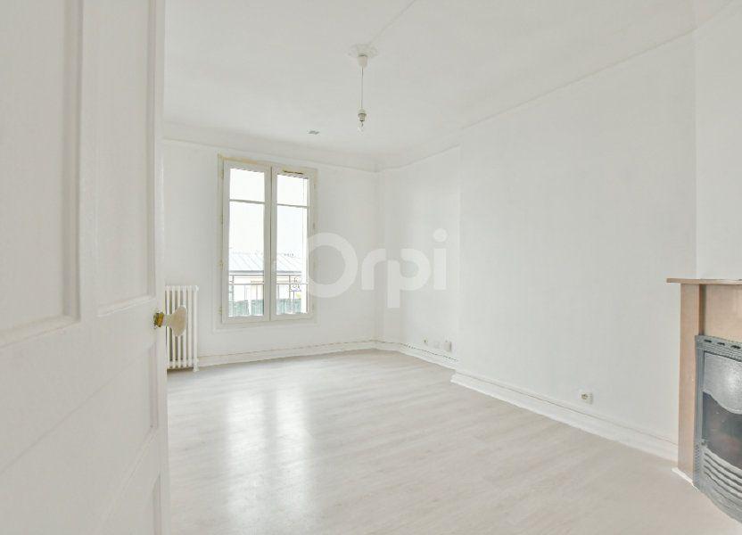 Appartement à louer 63m2 à Courbevoie