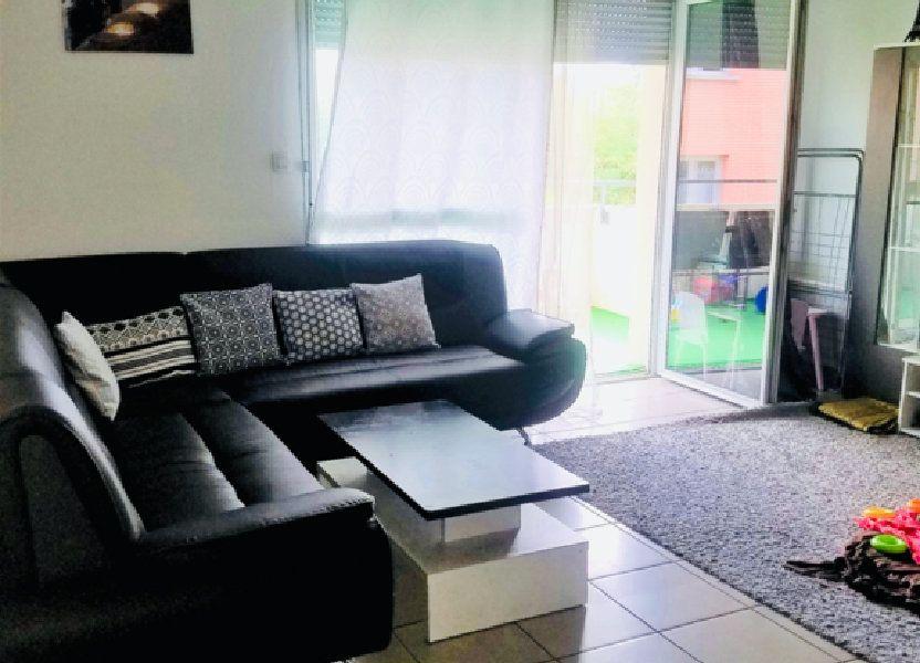 Appartement à vendre 62.84m2 à Toulouse