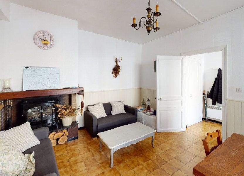 Maison à vendre 68m2 à Mas-Cabardès