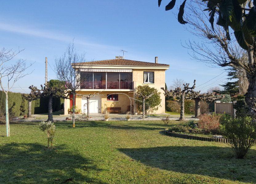 Maison à vendre 115m2 à Villeneuve-la-Comptal
