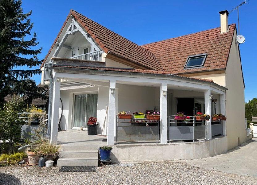 Maison à vendre 155m2 à Dammarie-les-Lys