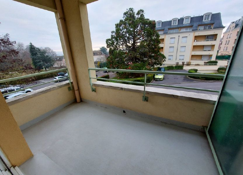 Appartement à louer 25.45m2 à Dammarie-les-Lys