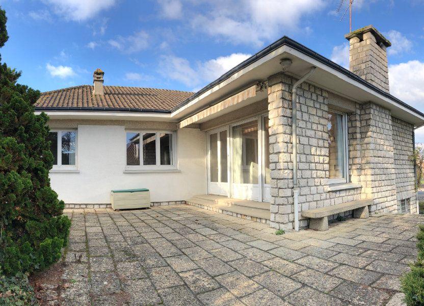 Maison à vendre 120m2 à Saint-Fargeau-Ponthierry