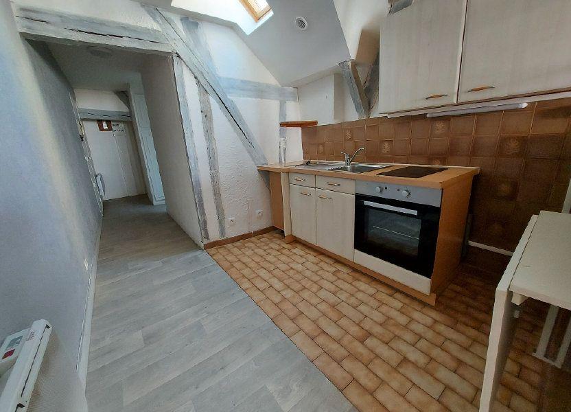 Appartement à louer 36.94m2 à Melun