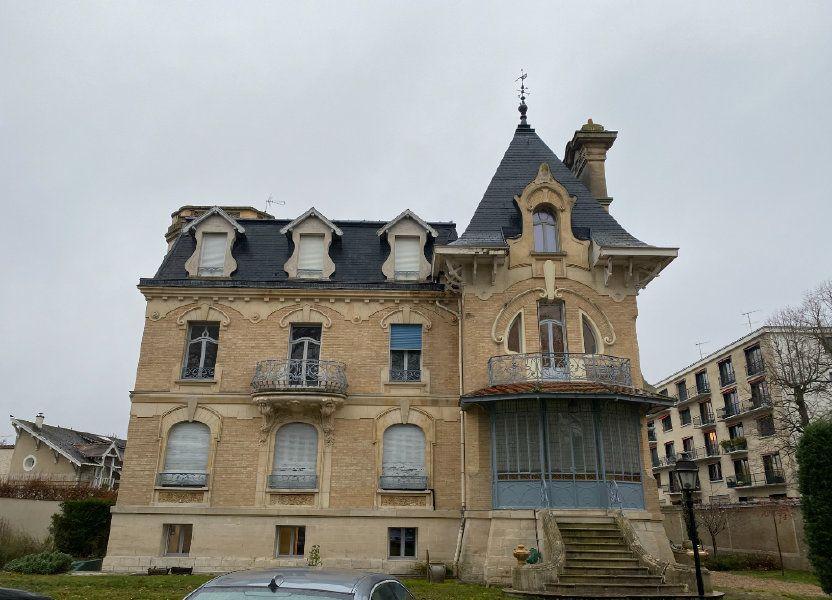 Appartement à vendre 49.95m2 à Fontainebleau