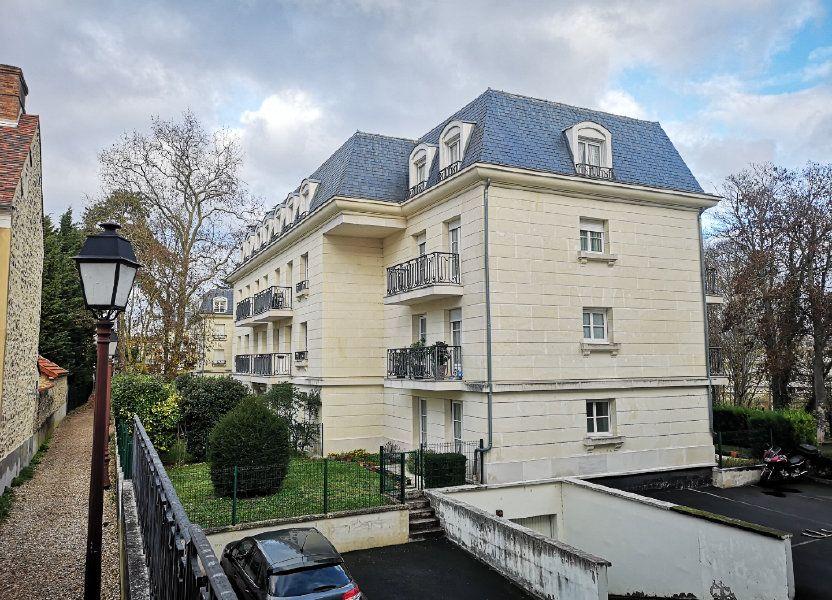 Appartement à vendre 48.98m2 à Saint-Fargeau-Ponthierry