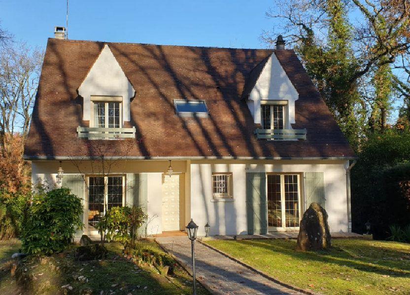 Maison à vendre 183m2 à Saint-Fargeau-Ponthierry