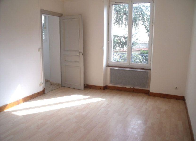 Appartement à louer 38.17m2 à Melun