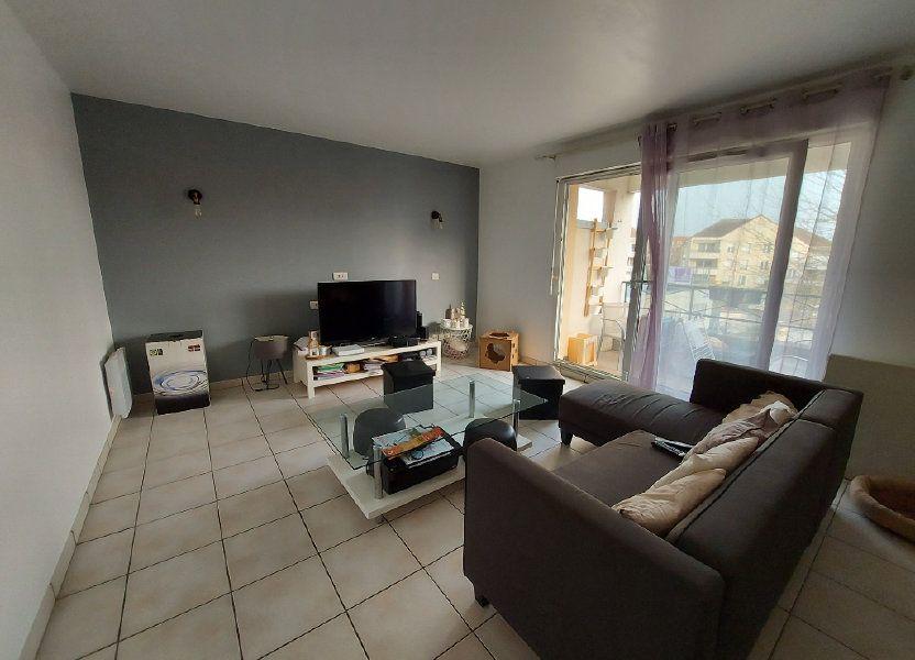 Appartement à louer 44.87m2 à Dammarie-les-Lys