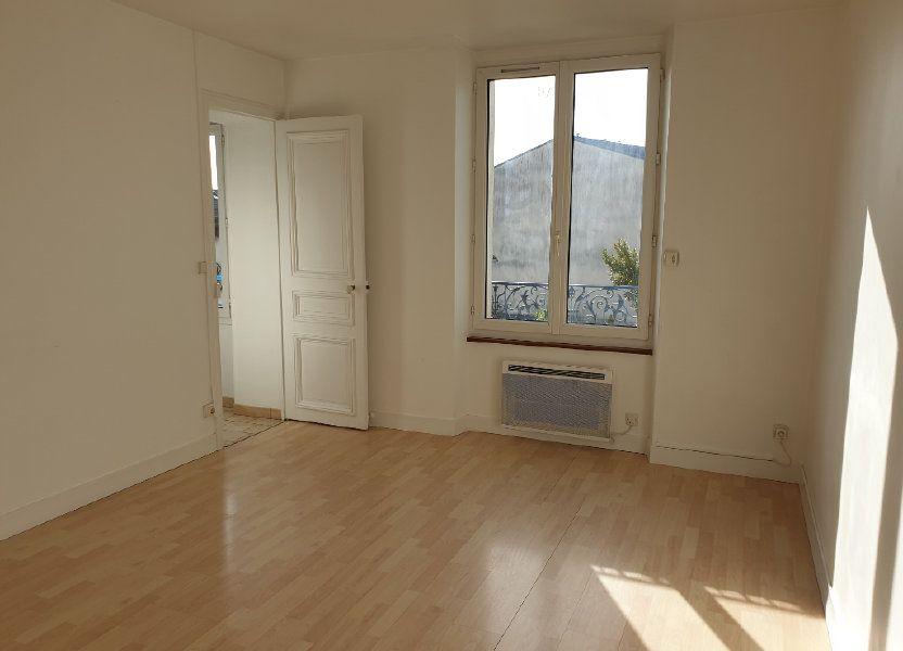 Appartement à louer 38.98m2 à Melun