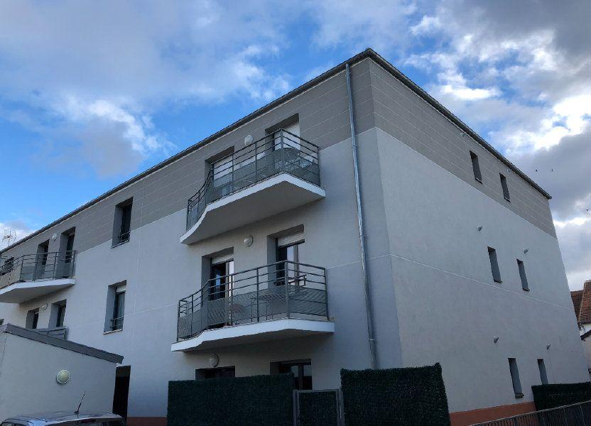 Appartement à vendre 59.68m2 à Melun