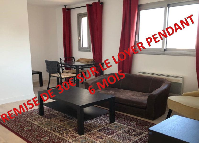 Appartement à louer 32.4m2 à Melun