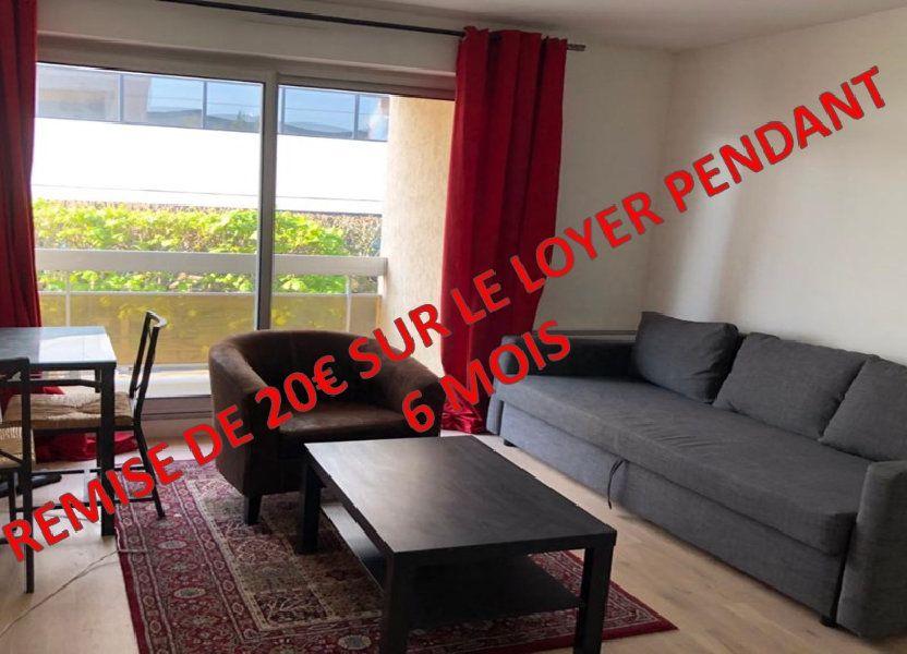 Appartement à louer 17.5m2 à Melun