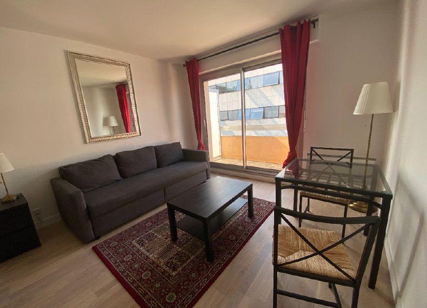 Appartement à louer 18.5m2 à Melun