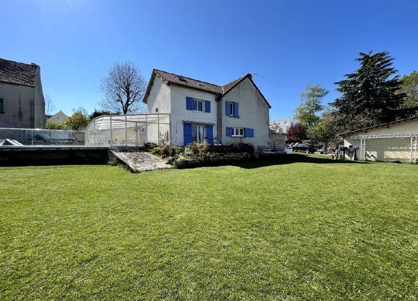 Maison à vendre 300m2 à Saint-Thibault-des-Vignes