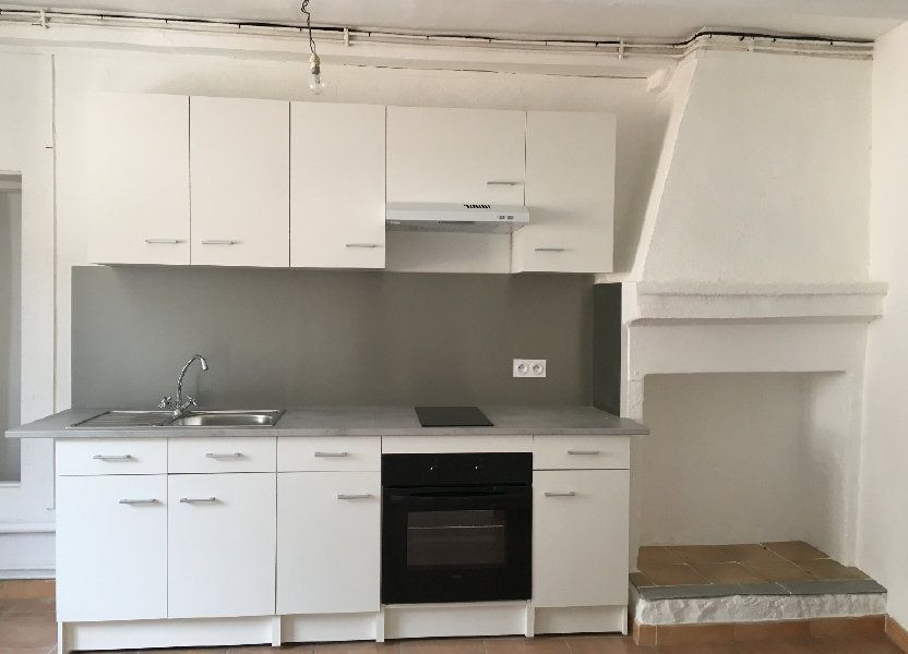 Appartement à louer 35.25m2 à Lucéram