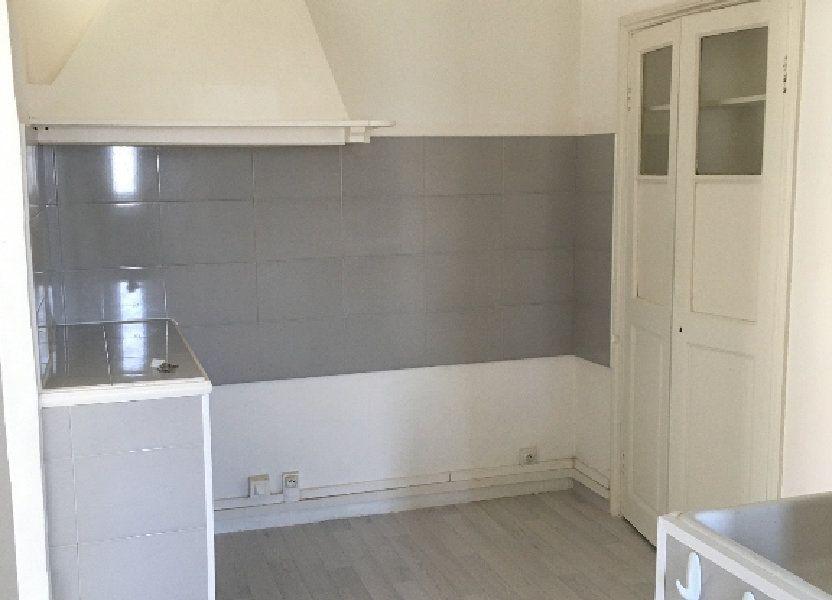 Appartement à louer 28m2 à Berre-les-Alpes