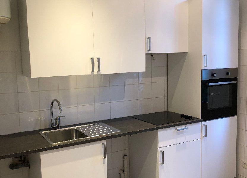 Appartement à louer 30.24m2 à Nice