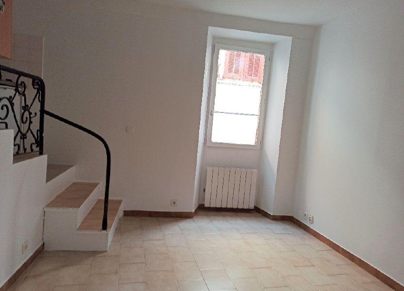 Appartement à louer 14.56m2 à L'Escarène