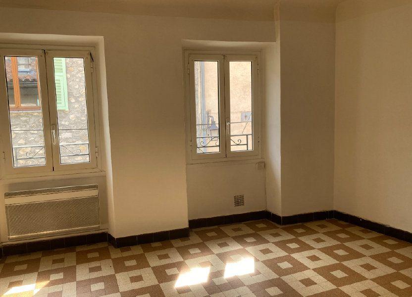 Appartement à louer 43.7m2 à L'Escarène