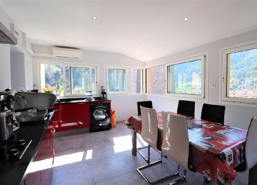 Appartement à vendre 104.34m2 à L'Escarène