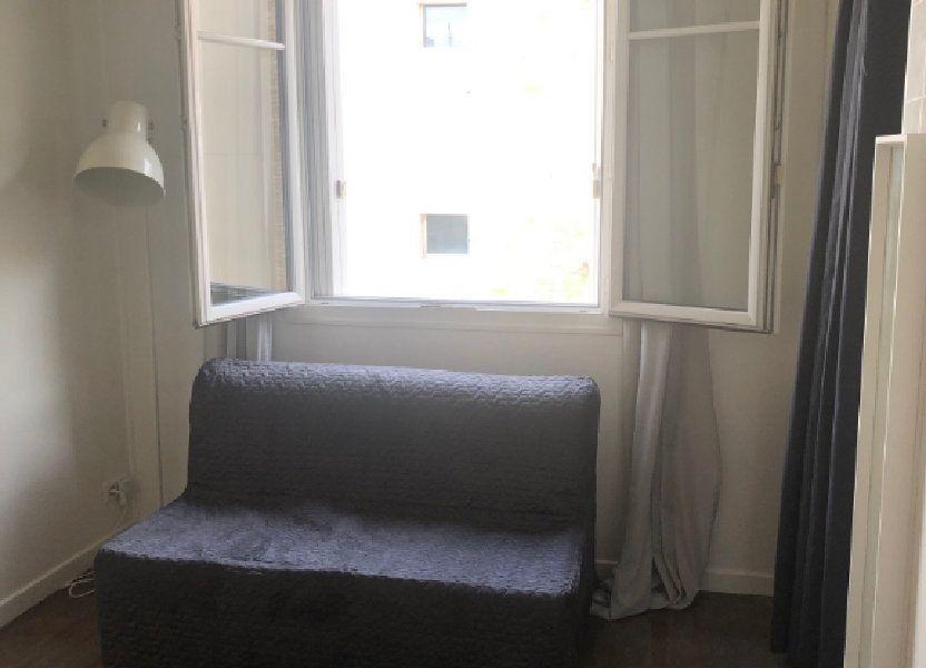 Appartement à louer 23.26m2 à Levallois-Perret