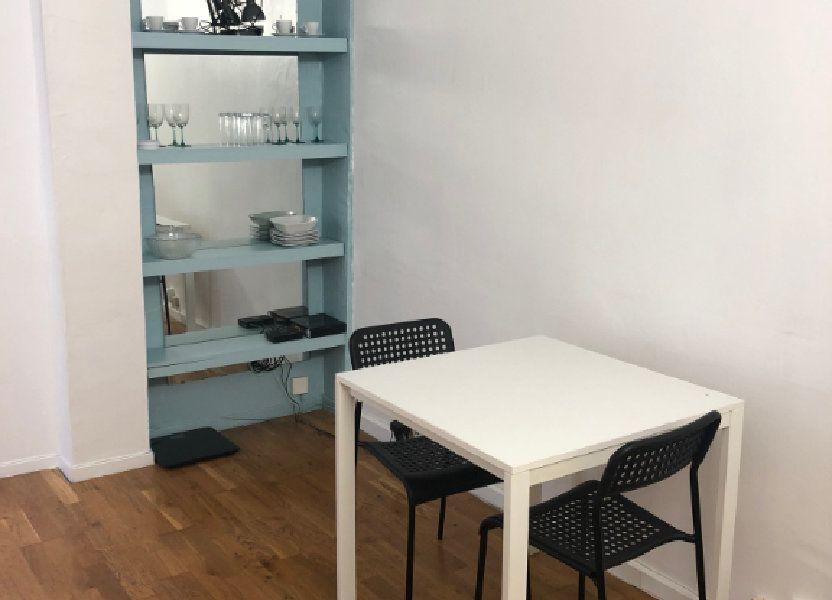 Appartement à louer 21m2 à Levallois-Perret