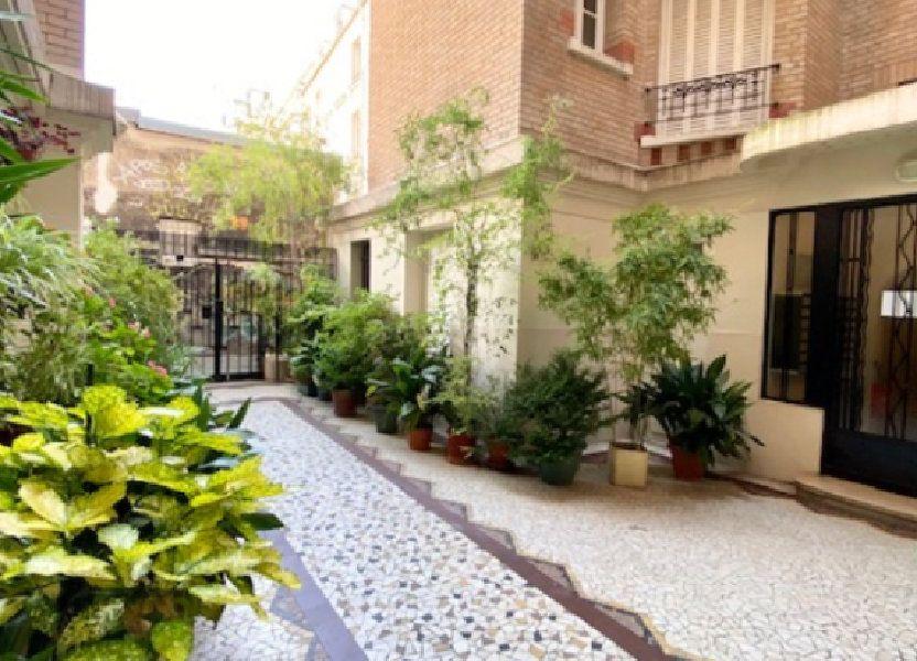 Appartement à vendre 45m2 à Paris 20