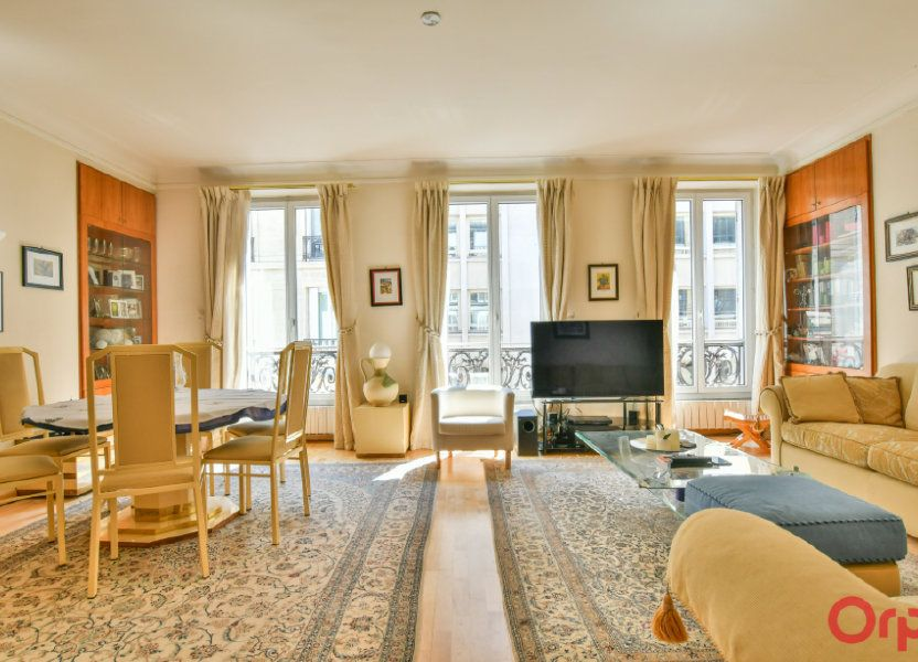 Appartement à vendre 74.5m2 à Paris 8