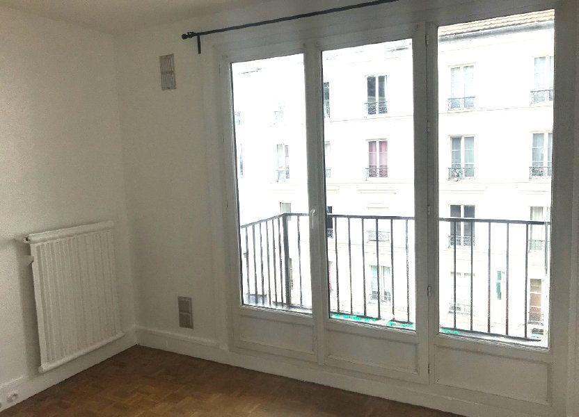 Appartement à louer 28.4m2 à Levallois-Perret