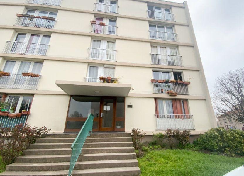 Appartement à vendre 66m2 à Aubervilliers